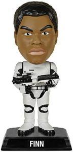 Figura de Finn de Star Wars de Wacky Wobbler - Figuras de acción y muñecos de Finn de Star Wars