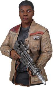 Figura de Finn de Star Wars de busto de Gentle Giant - Figuras de acción y muñecos de Finn de Star Wars