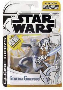 Figura de General Grievous de Star Wars de Clone Wars - Figuras de acción y muñecos de General Grievous de Star Wars