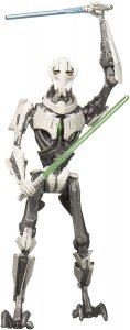 Figura de General Grievous de Star Wars de Hasbro 3 - Figuras de acción y muñecos de General Grievous de Star Wars