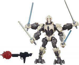 Figura de General Grievous de Star Wars de Hero Mashers - Figuras de acción y muñecos de General Grievous de Star Wars