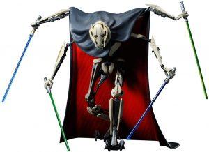 Figura de General Grievous de Star Wars de Kotobukiya - Figuras de acción y muñecos de General Grievous de Star Wars