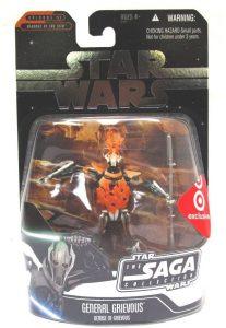Figura de General Grievous de Star Wars de Star Wars Collection - Figuras de acción y muñecos de General Grievous de Star Wars