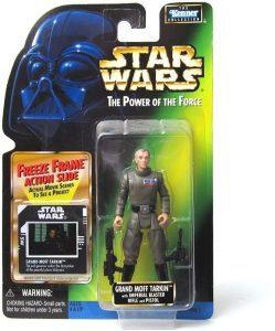 Figura de Grand Moff Tarkin de Star Wars de Kenner - Figuras de acción y muñecos de Grand Moff Tarkin de Star Wars