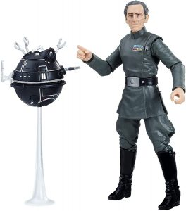 Figura de Grand Moff Tarkin de Star Wars de The Black Series - Figuras de acción y muñecos de Grand Moff Tarkin de Star Wars