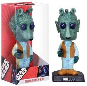 Figura de Greedo de Star Wars de Bobble Head - Figuras de acción y muñecos de Greedo de Star Wars
