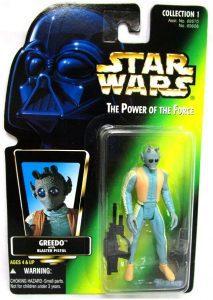 Figura de Greedo de Star Wars de Collection - Figuras de acción y muñecos de Greedo de Star Wars