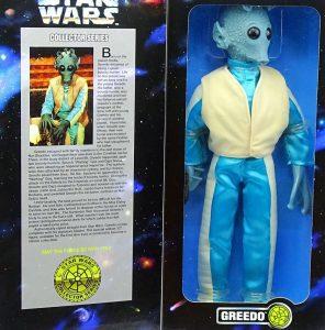Figura de Greedo de Star Wars de Collector Series - Figuras de acción y muñecos de Greedo de Star Wars