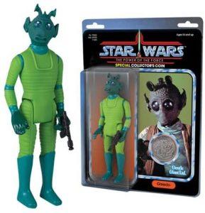 Figura de Greedo de Star Wars de Gentle Giant - Figuras de acción y muñecos de Greedo de Star Wars