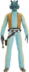 Figura de Greedo de Star Wars de Hasbro 2 - Figuras de acción y muñecos de Greedo de Star Wars