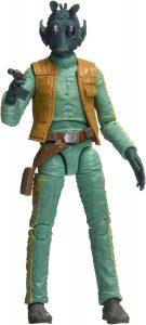 Figura de Greedo de Star Wars de Hasbro - Figuras de acción y muñecos de Greedo de Star Wars