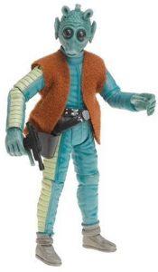 Figura de Greedo de Star Wars de Kenner - Figuras de acción y muñecos de Greedo de Star Wars