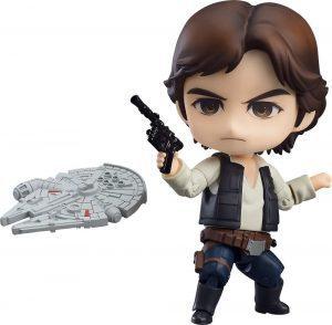 Figura de Han Solo y de Star Wars de Good Smile Company - Figuras de acción y muñecos de Han Solo de Star Wars