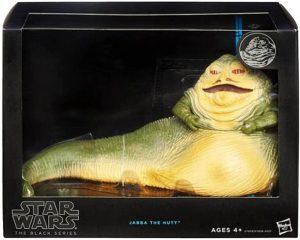 Figura de Jabba el Hutt de Star Wars de Black Series - Figuras de acción y muñecos de Jabba el Hutt de Star Wars