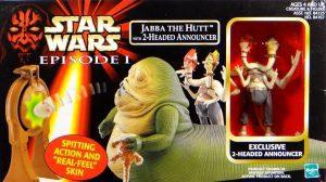 Figura de Jabba el Hutt de Star Wars de Hasbro 3 - Figuras de acción y muñecos de Jabba el Hutt de Star Wars