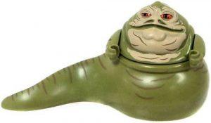 Figura de Jabba el Hutt de Star Wars de Lego - Figuras de acción y muñecos de Jabba el Hutt de Star Wars