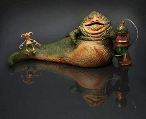 Figura de Jabba el Hutt de Star Wars de Star Wars Black Series - Figuras de acción y muñecos de Jabba el Hutt de Star Wars
