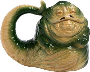 Figura de Jabba el Hutt de Star Wars de Vandor - Figuras de acción y muñecos de Jabba el Hutt de Star Wars