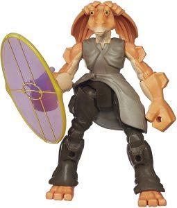 Figura de Jar Jar Binks de Star Wars de Hasbro 2 - Figuras de acción y muñecos de Jar Jar Binks de Star Wars