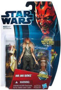 Figura de Jar Jar Binks de Star Wars de Hasbro 5 - Figuras de acción y muñecos de Jar Jar Binks de Star Wars