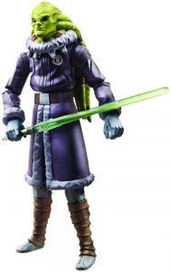 Figura de Kit Fisto de Star Wars de Hasbro Cold - Figuras de acción y muñecos de Kit Fisto de Star Wars