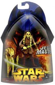 Figura de Kit Fisto de Star Wars de Hasbro - Figuras de acción y muñecos de Kit Fisto de Star Wars