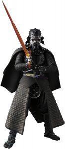 Figura de Kylo Ren de Star Wars de Bandai Tamashii Nations - Figuras de acción y muñecos de Kylo Ren de Star Wars