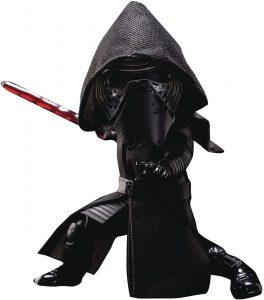 Figura de Kylo Ren de Star Wars de Beast Kingdom - Figuras de acción y muñecos de Kylo Ren de Star Wars
