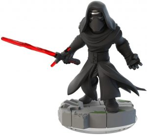 Figura de Kylo Ren de Star Wars de Disney Infinity - Figuras de acción y muñecos de Kylo Ren de Star Wars
