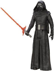 Figura de Kylo Ren de Star Wars de Hasbro 6 - Figuras de acción y muñecos de Kylo Ren de Star Wars