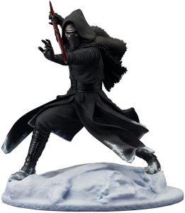 Figura de Kylo Ren de Star Wars de Kotobukiya 2 - Figuras de acción y muñecos de Kylo Ren de Star Wars