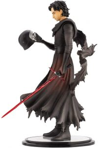 Figura de Kylo Ren de Star Wars de Kotobukiya 3 - Figuras de acción y muñecos de Kylo Ren de Star Wars