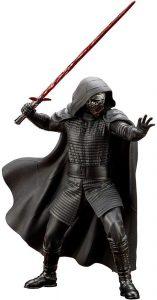 Figura de Kylo Ren de Star Wars de Kotobukiya - Figuras de acción y muñecos de Kylo Ren de Star Wars