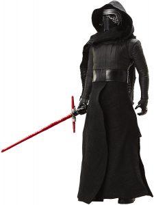 Figura de Kylo Ren de Star Wars de Playset - Figuras de acción y muñecos de Kylo Ren de Star Wars