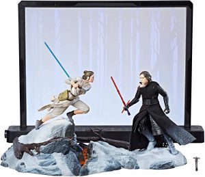 Figura de Kylo Ren vs Rey de Star Wars de Disney - Figuras de acción y muñecos de Kylo Ren de Star Wars