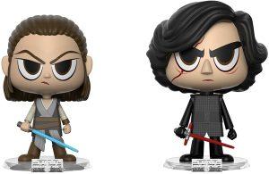 Figura de Kylo Ren y Rey de Star Wars de VYNL - Figuras de acción y muñecos de Kylo Ren de Star Wars