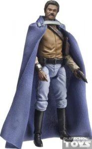 Figura de Lando Calrissian de Star Wars de Hasbro 2 - Figuras de acción y muñecos de Lando Calrissian de Star Wars