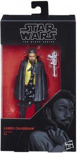 Figura de Lando Calrissian de Star Wars de Hasbro 5 - Figuras de acción y muñecos de Lando Calrissian de Star Wars