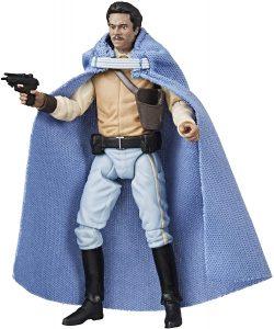 Figura de Lando Calrissian de Star Wars de Hasbro 6 - Figuras de acción y muñecos de Lando Calrissian de Star Wars