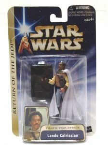 Figura de Lando Calrissian de Star Wars de Hasbro - Figuras de acción y muñecos de Lando Calrissian de Star Wars