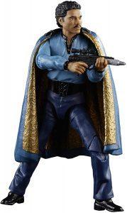 Figura de Lando Calrissian de Star Wars de Hasbro The Black Series 5 - Figuras de acción y muñecos de Lando Calrissian de Star Wars