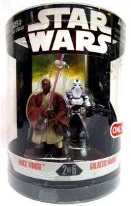 Figura de Mace Windu de Star Wars de Galactic - Figuras de acción y muñecos de Mace Windu de Star Wars