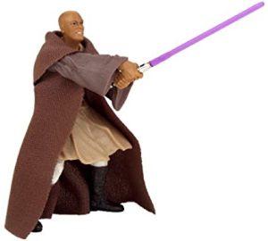 Figura de Mace Windu de Star Wars de Hasbro 3 - Figuras de acción y muñecos de Mace Windu de Star Wars