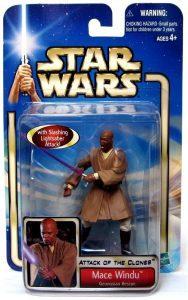 Figura de Mace Windu de Star Wars de Hasbro - Figuras de acción y muñecos de Mace Windu de Star Wars