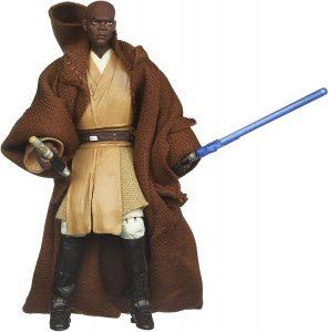 Figura de Mace Windu de Star Wars de Kenner 2 - Figuras de acción y muñecos de Mace Windu de Star Wars