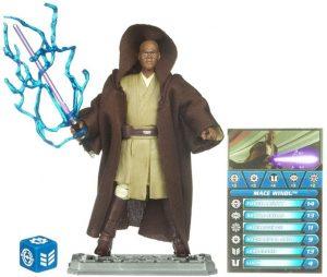 Figura de Mace Windu de Star Wars de Saga Legends 2 - Figuras de acción y muñecos de Mace Windu de Star Wars