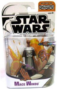 Figura de Mace Windu y Yoda de Star Wars de Clone Wars - Figuras de acción y muñecos de Mace Windu de Star Wars