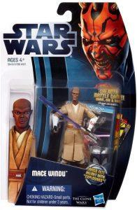 Figura de Mace Windu y Yoda de Star Wars de Gear 4 Games - Figuras de acción y muñecos de Mace Windu de Star Wars
