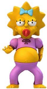 Figura de Maggie Simpson de Neca - Muñecos de Maggie Simpson de los Simpsons - Figuras de acción de los Simpsons