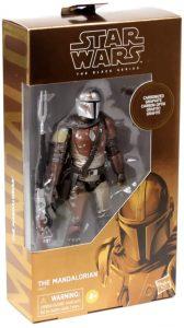 Figura de Mando de The Mandalorian de Star Wars de Hasbro Carbonita Figuras de acción y muñecos de The Mandalorian de Star Wars